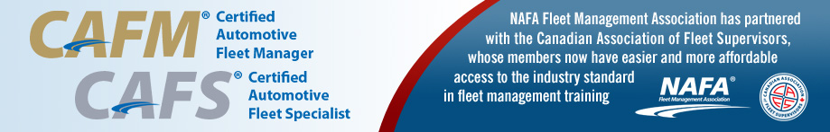 Certified Automotive Fleet Manager and Fleet Specialist Training